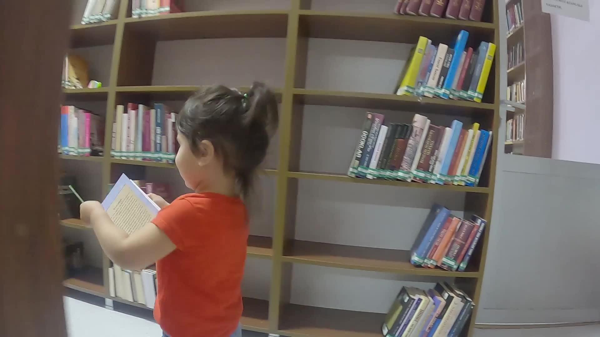 Alanya İlçe Halk Kütüphanesi M