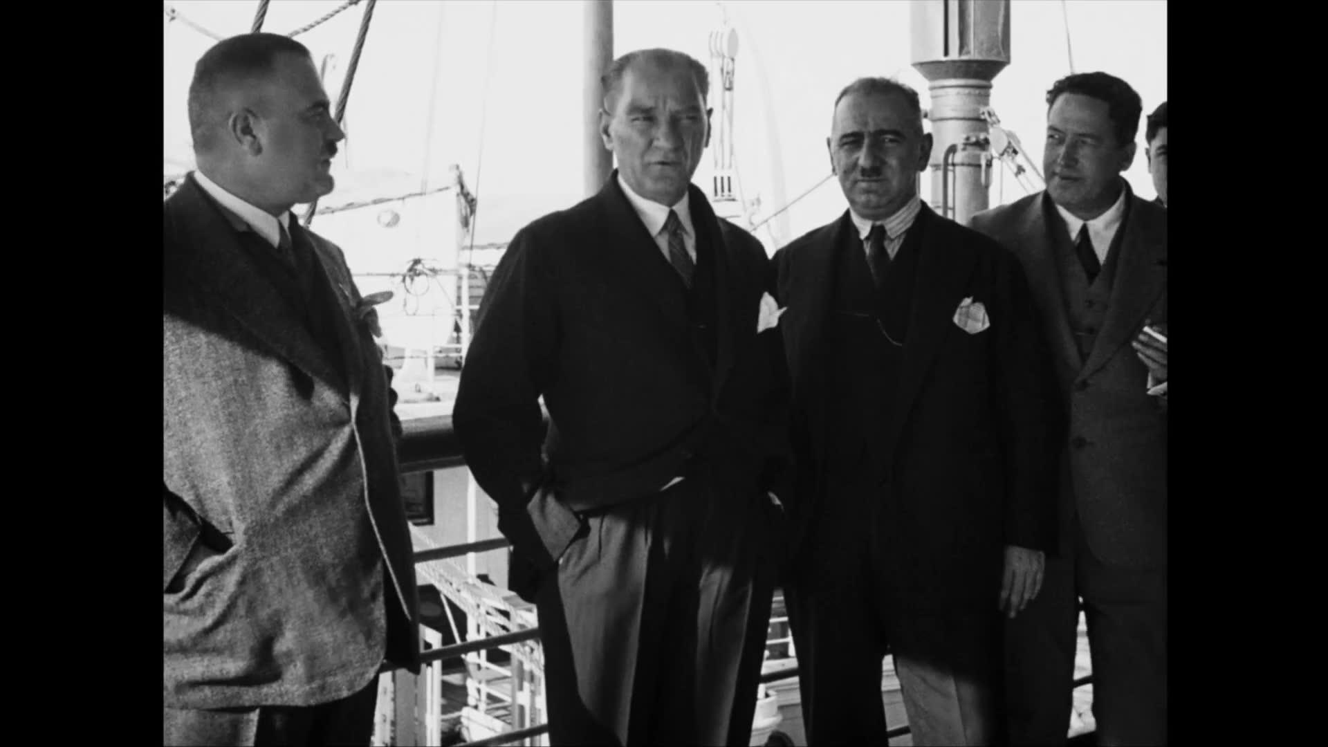 Gazi Mustafa Kemal Atatürkün Y