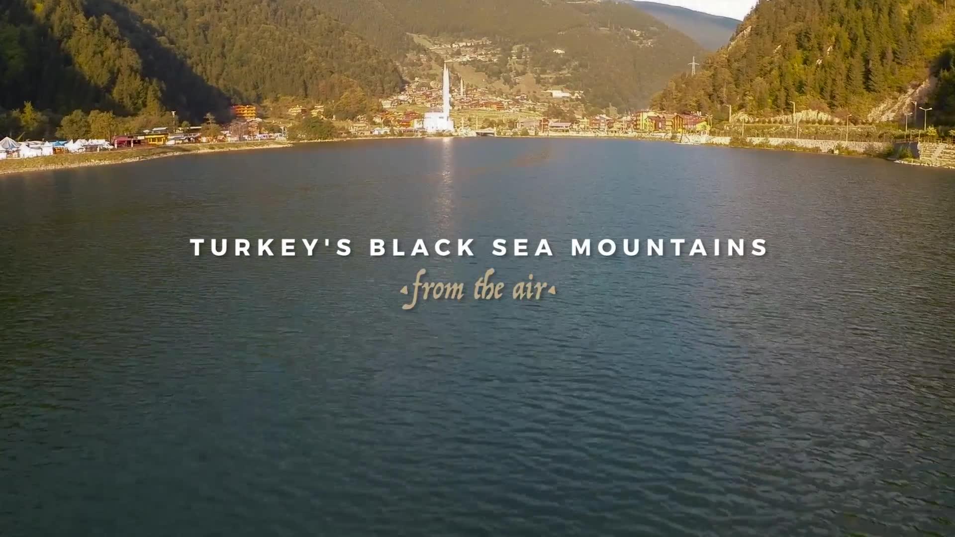 Turkey's Black Sea Mountains -
